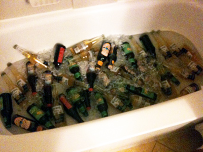 NACIS bathtub beer