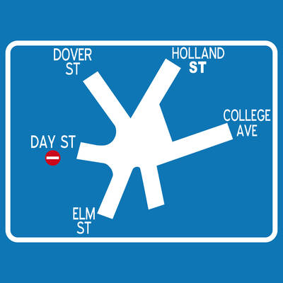 Davis Square map