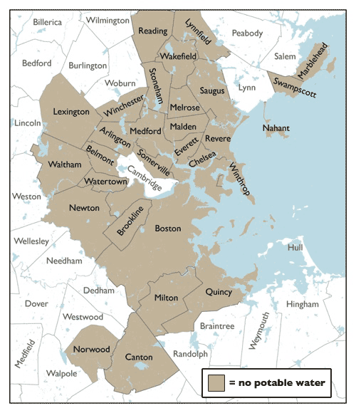 Greater Boston Map Towns.The Island Of Refreshment Andy Woodruff