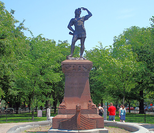 Leif Erikson statue, Boston