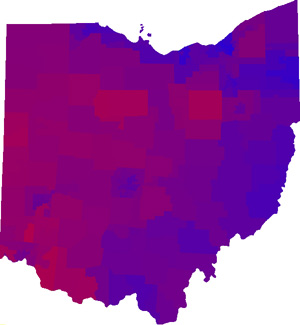 Ohio 2006 election composite